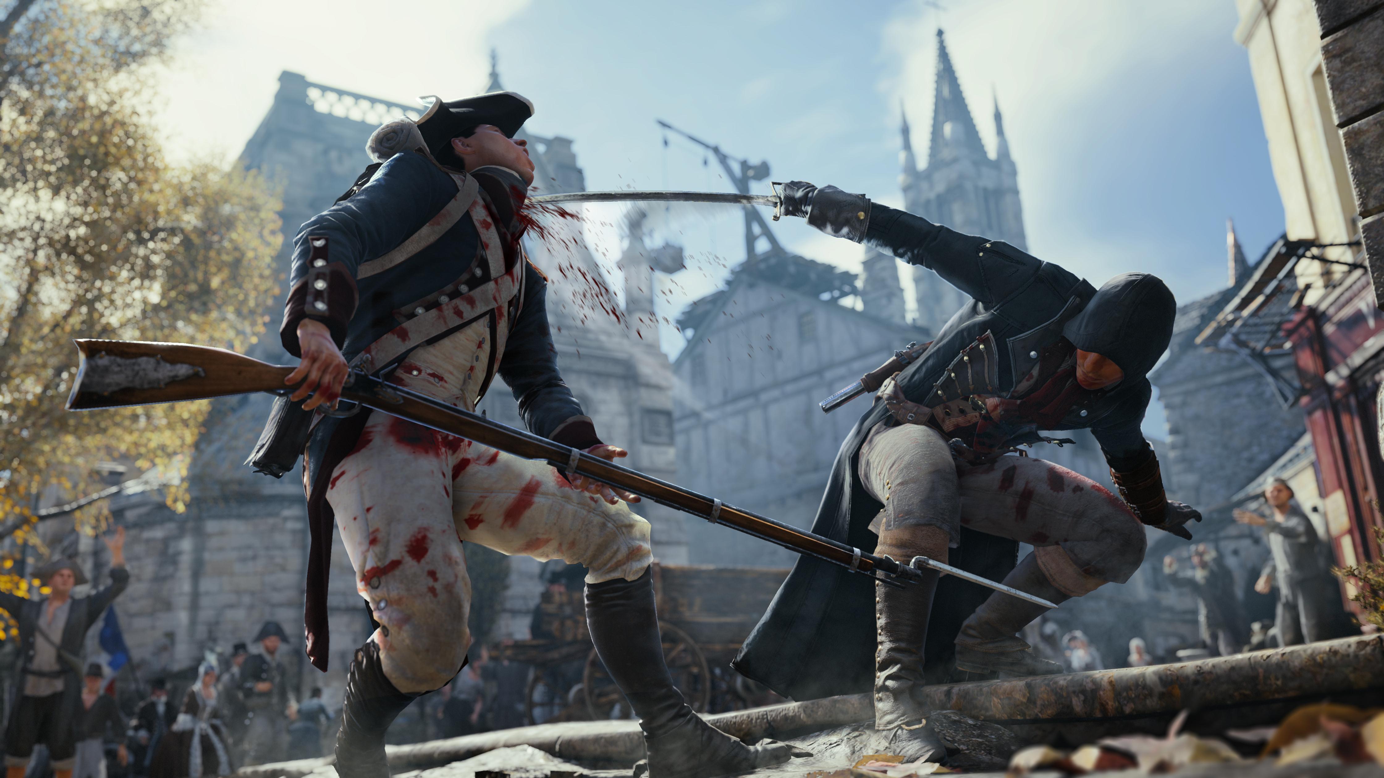 Preview Assassin's Creed Unity - Do ohniska francouzské revoluce 9739