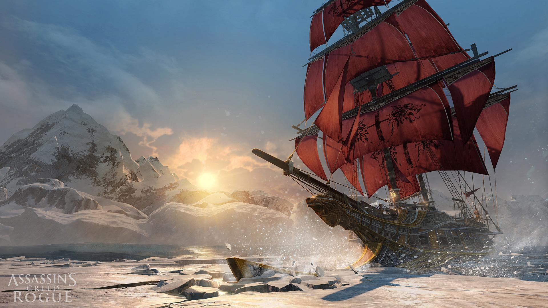 Preview Assassin's Creed Rogue - V roli lovce asasínů 9742