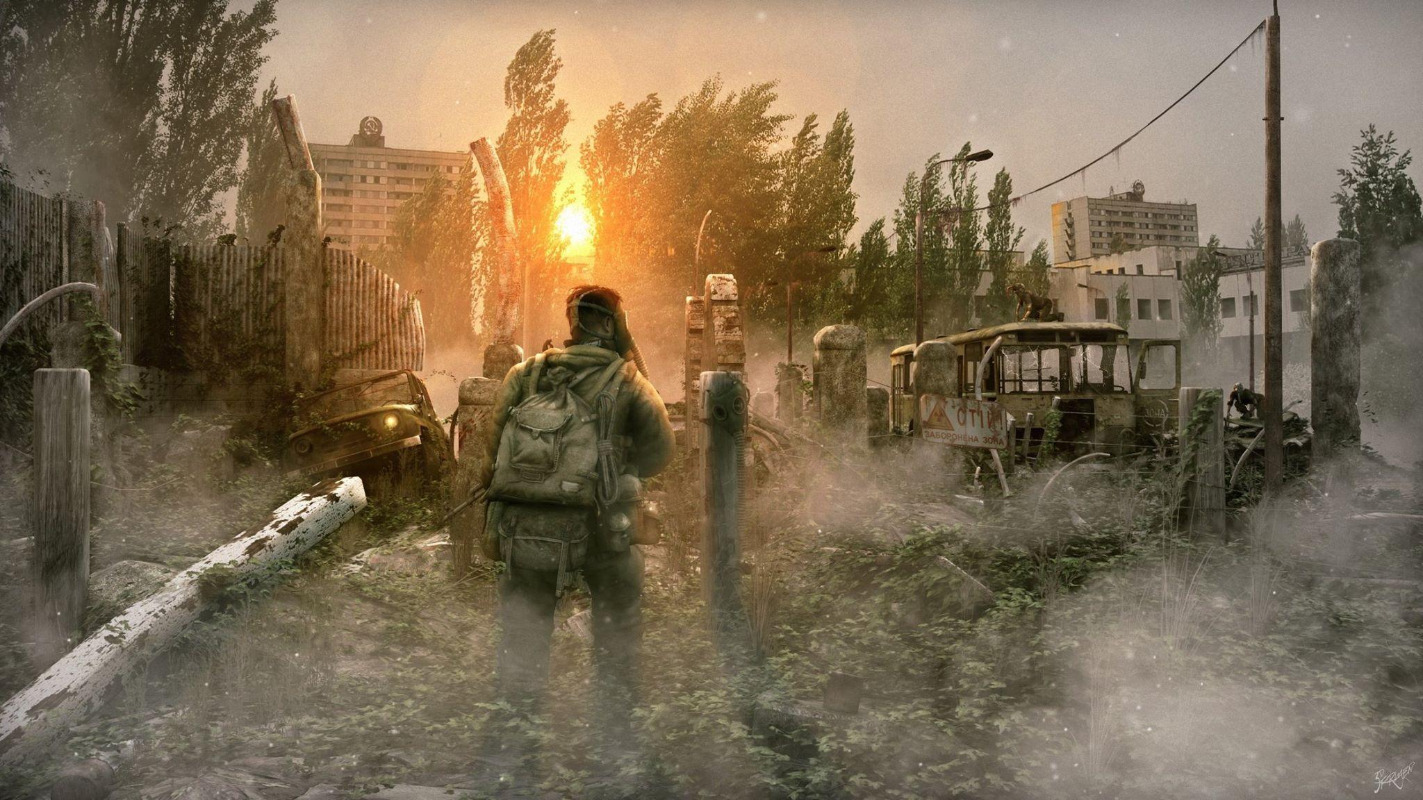 Retro Gamesy: S.T.A.L.K.E.R.: Call Of Pripyat 9804