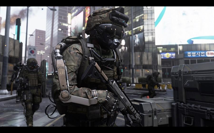 Call of Duty: Advanced Warfare: Vpřed do budoucnosti 9809
