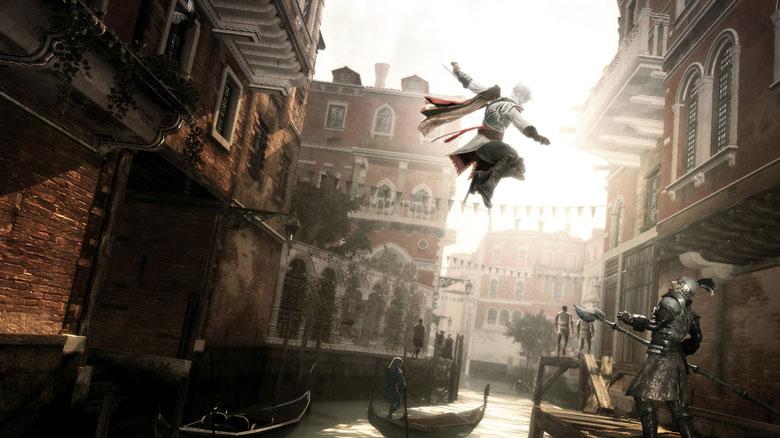 Zpátky do minulosti s Assassin's Creed 9812