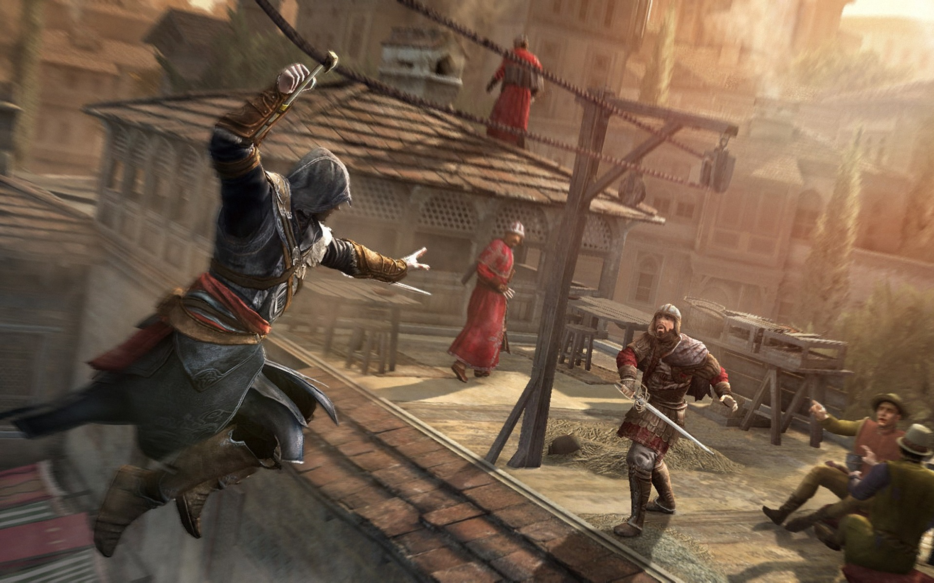 Zpátky do minulosti s Assassin's Creed 9814