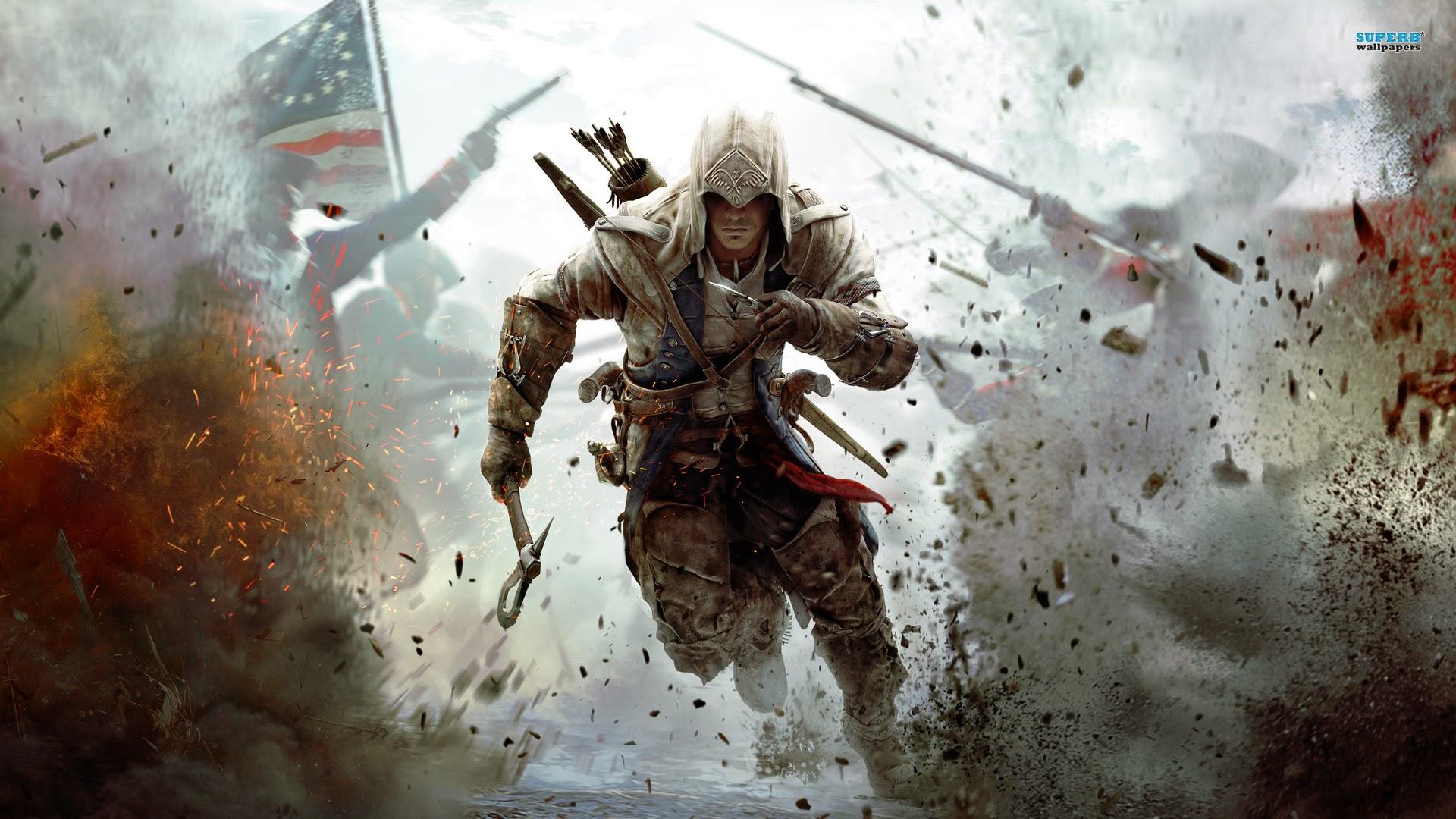 Zpátky do minulosti s Assassin's Creed 9815