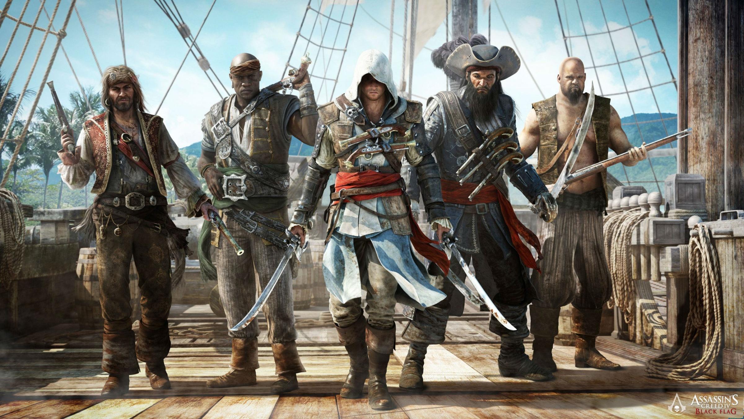 Zpátky do minulosti s Assassin's Creed 9816