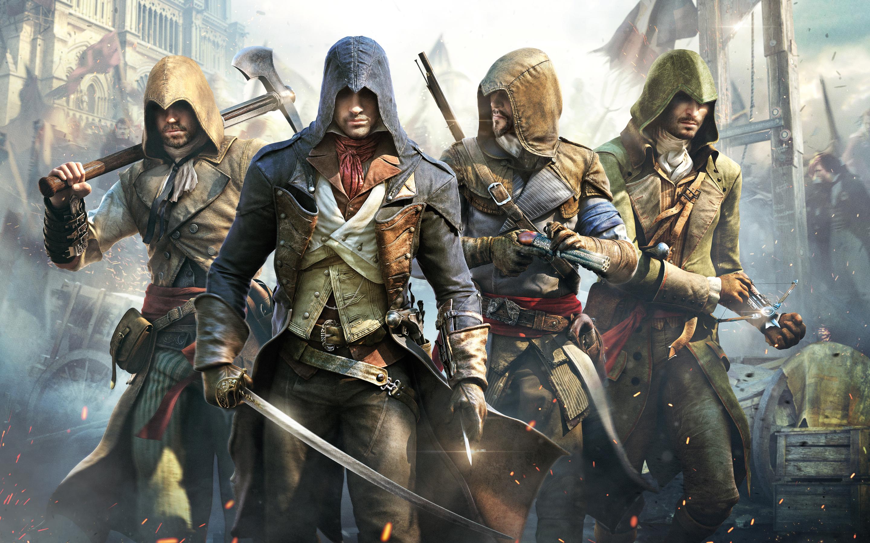 Zpátky do minulosti s Assassin's Creed 9817