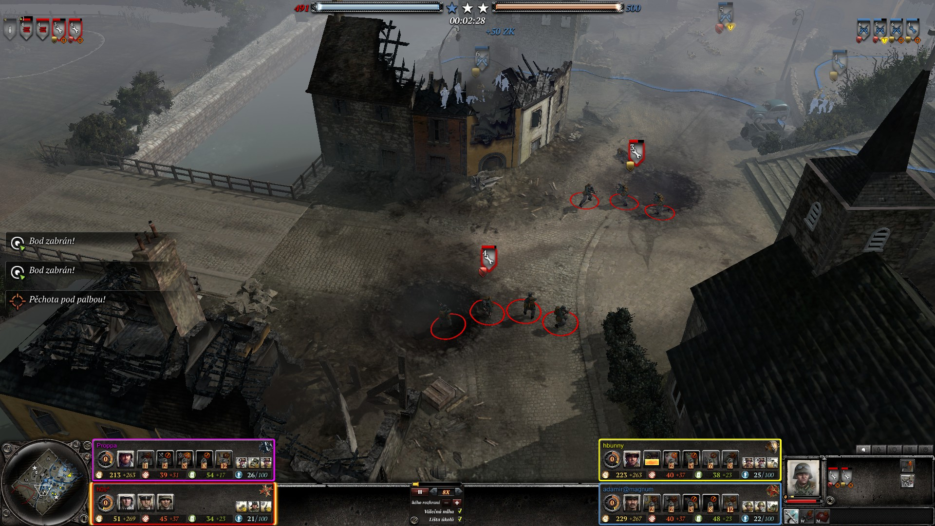 Company of Heroes 2 Western Front Armies 9825