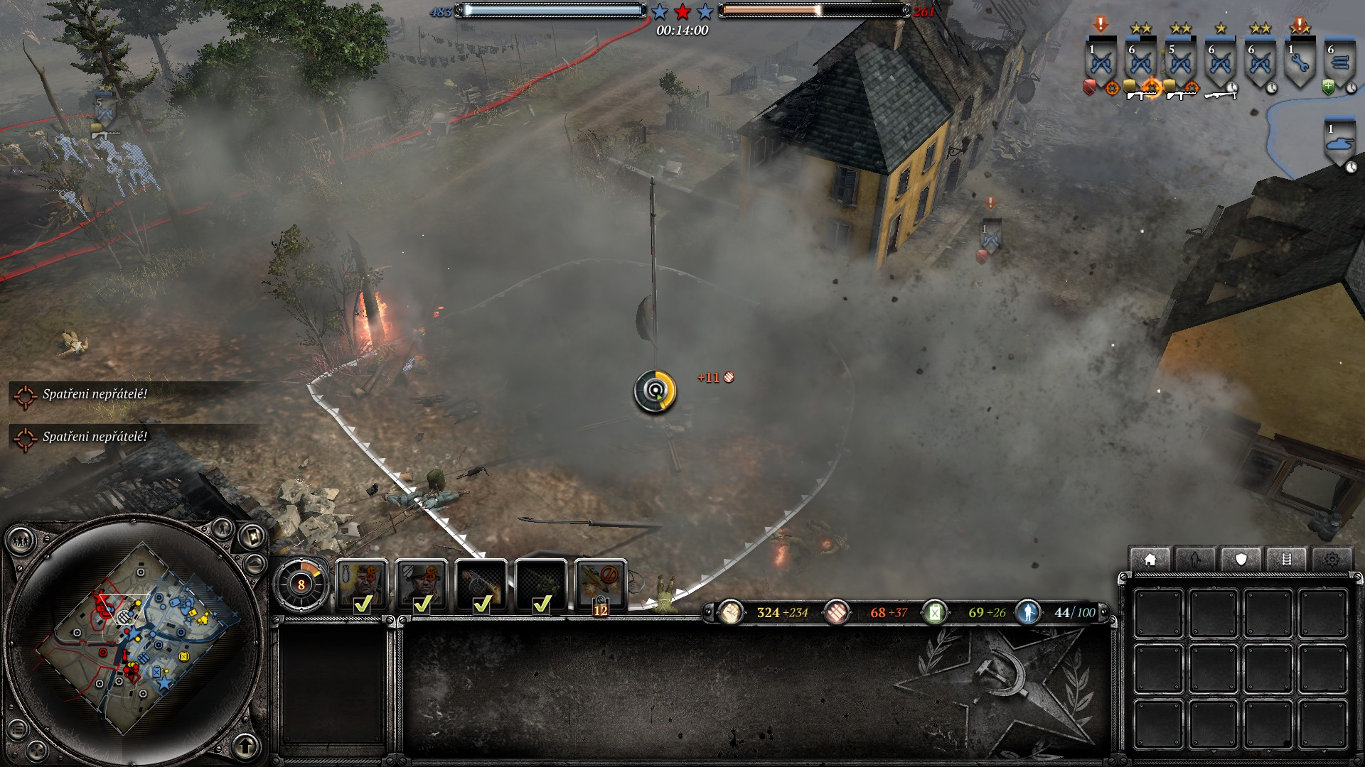 Company of Heroes 2 Western Front Armies 9826