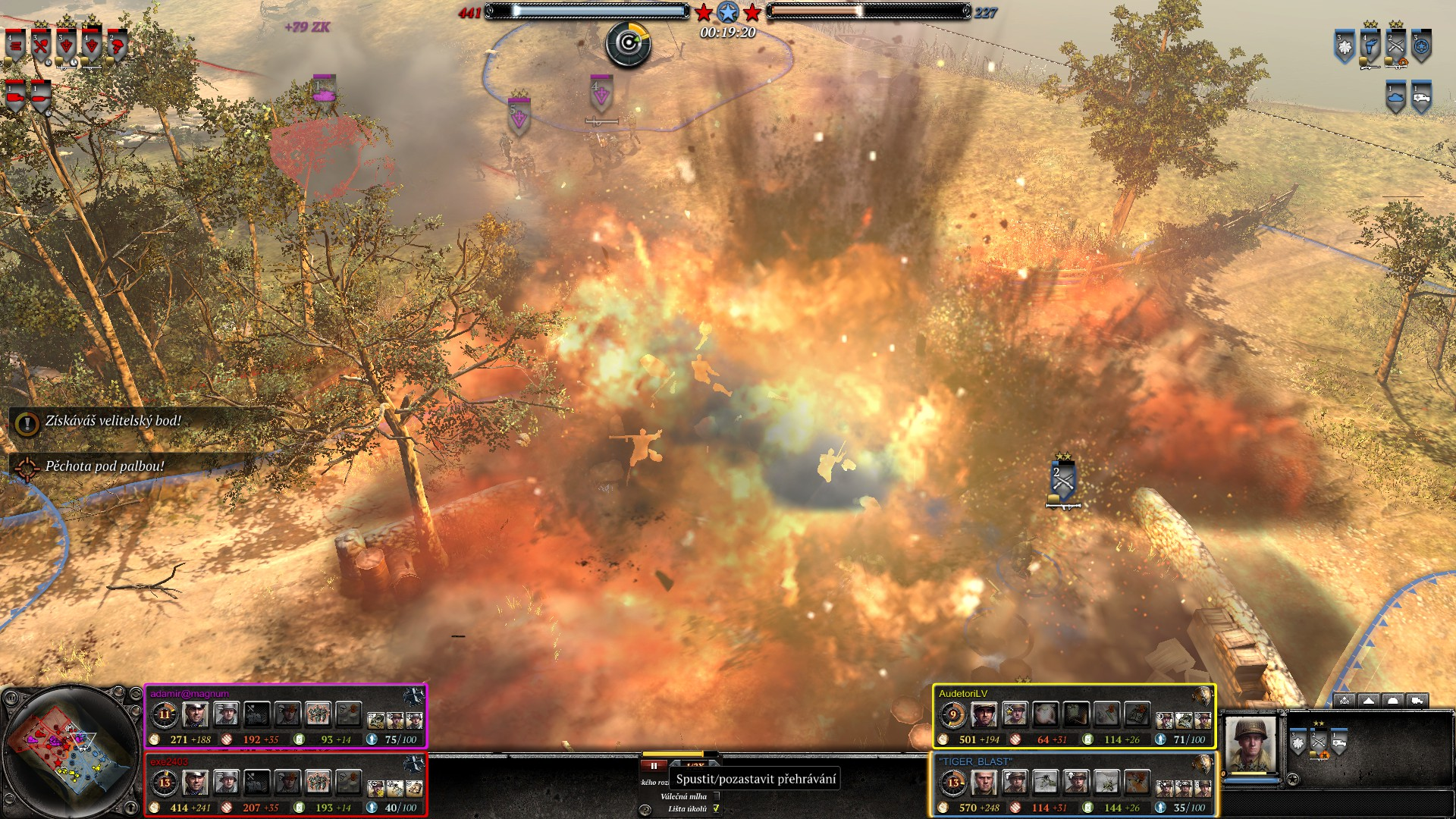 Company of Heroes 2 Western Front Armies 9827