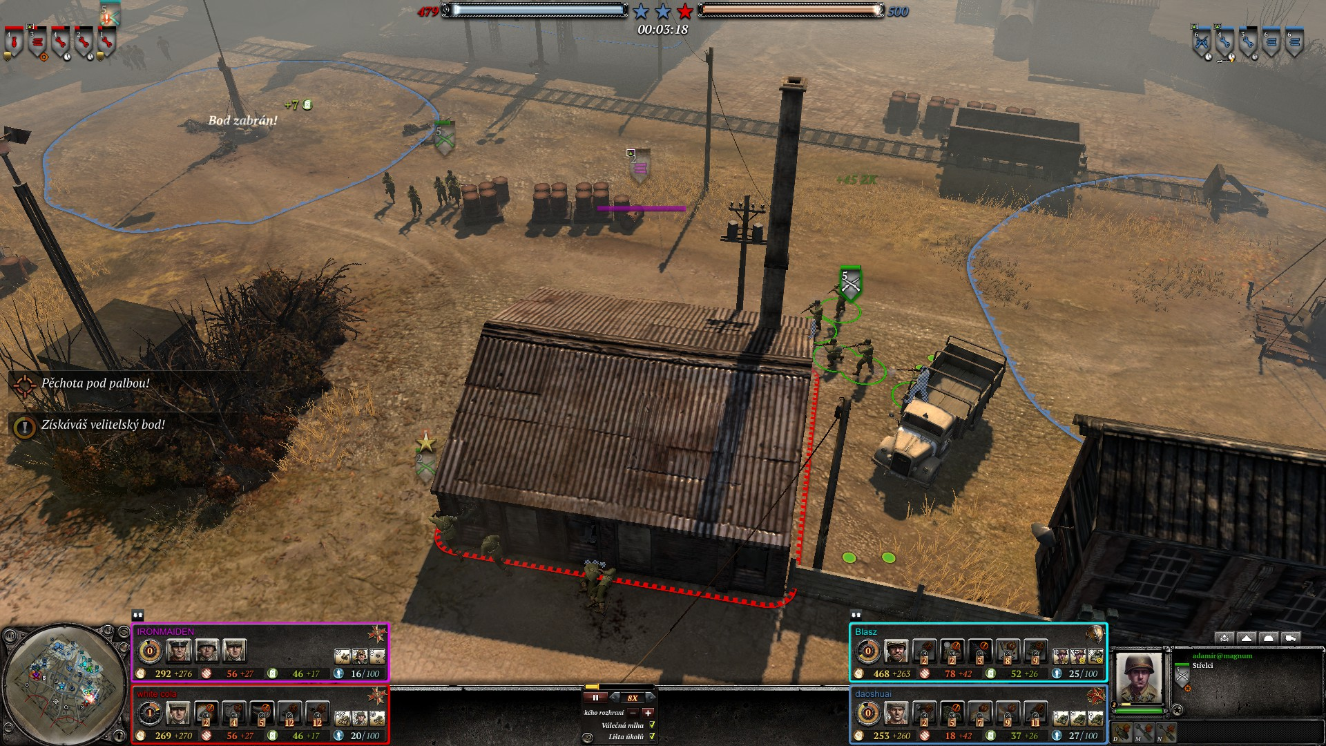 Company of Heroes 2 Western Front Armies 9828