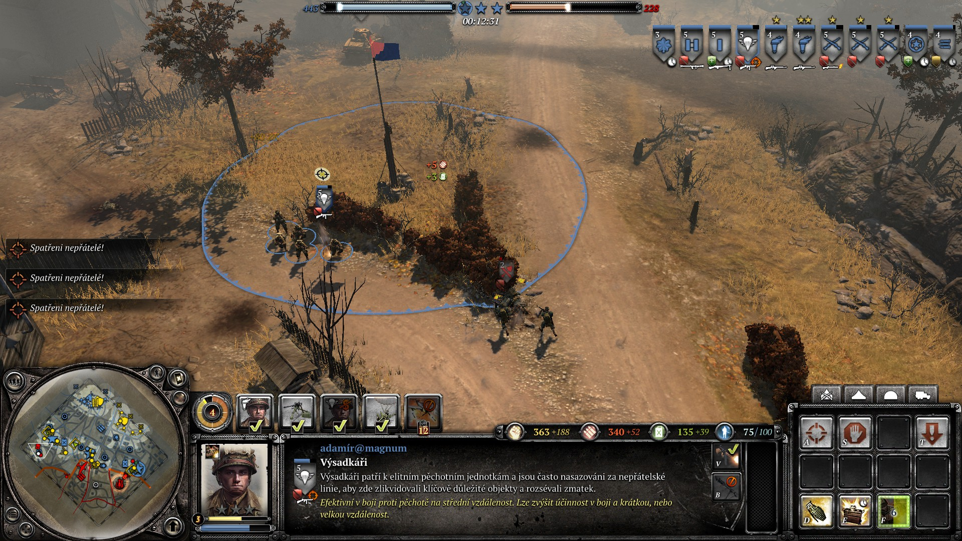 Company of Heroes 2 Western Front Armies 9829