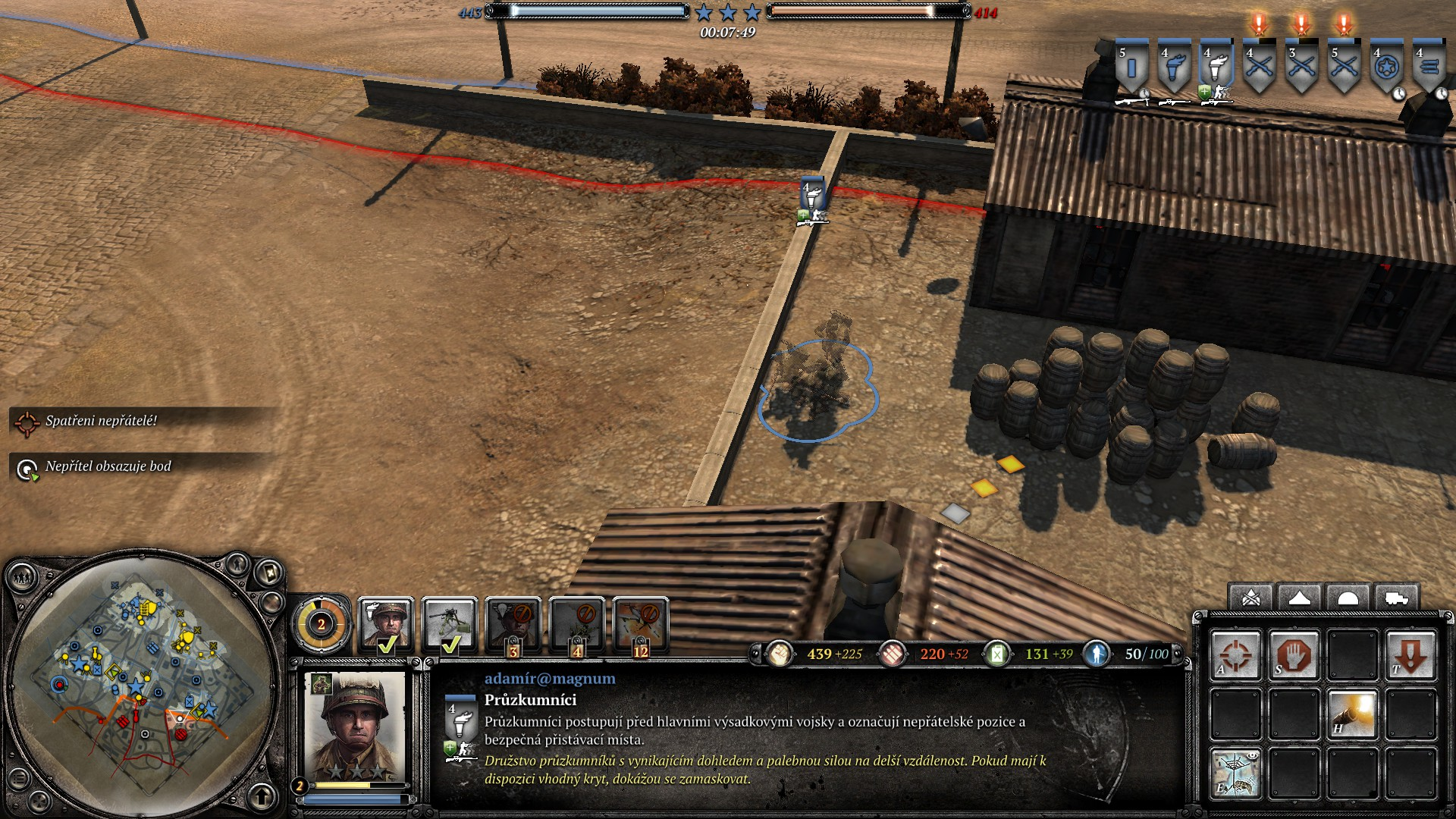 Company of Heroes 2 Western Front Armies 9830