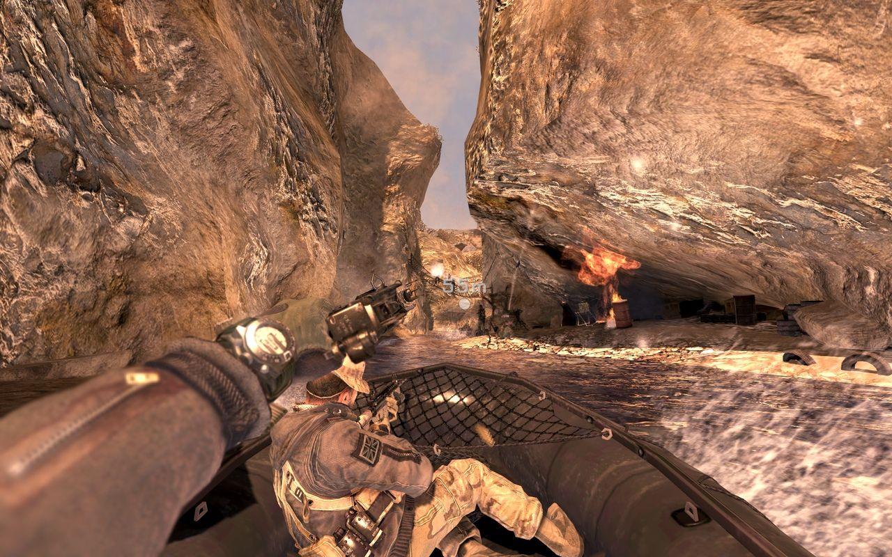 Příběh Modern Warfare 2: Diskuse 990 1