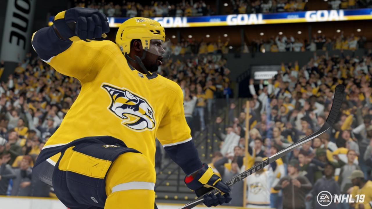 Nové video ukazuje v NHL 19 realistické kolize NHL 19 02