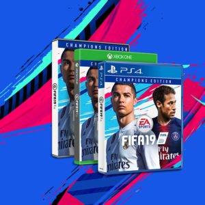 Cristiano Ronaldo udělal svým přestupem EA čáru přes rozpočet fifa 19 champions edition