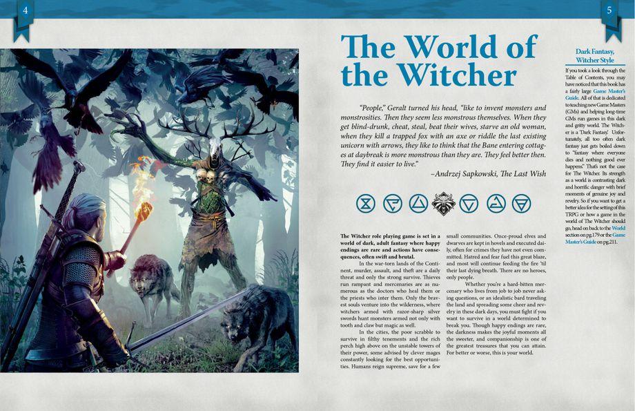 Papírové RPG Zaklínače bude k dostání začátkem srpna tw