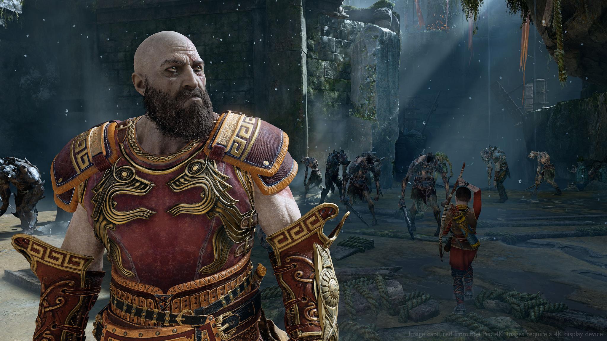 13 důvodů proč si zahrát God of War na New Game Plus 44031464732 f60dc0fd2c k