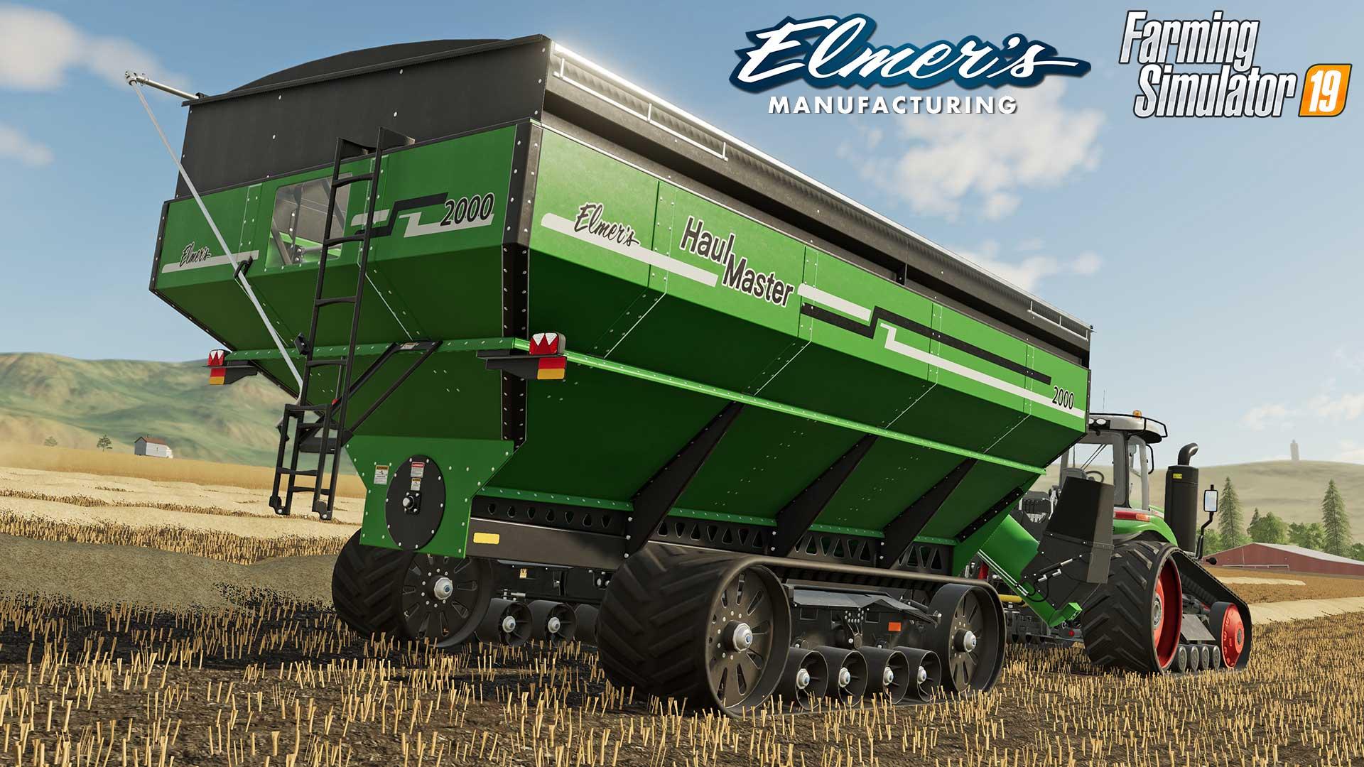 Jednohubky – čtvrtek, 2. srpna Farming Simulator 19 HaulMaster