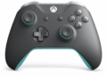 Představeny Xbox One ovladače Phantom Black a Grey/Blue Grey Blue Xbox One 02
