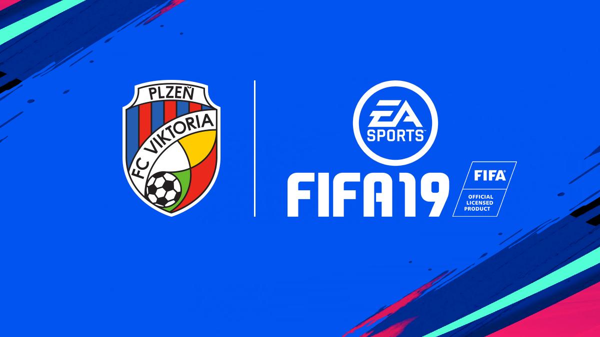 Potvrzeno: Po Spartě bude ve FIFA 19 i Slavie s Plzní Plzen FIFA 19
