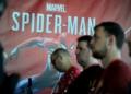 Fotky z pražské prezentace Spider-Mana Spider Man prezentace 01