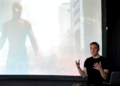 Fotky z pražské prezentace Spider-Mana Spider Man prezentace 15