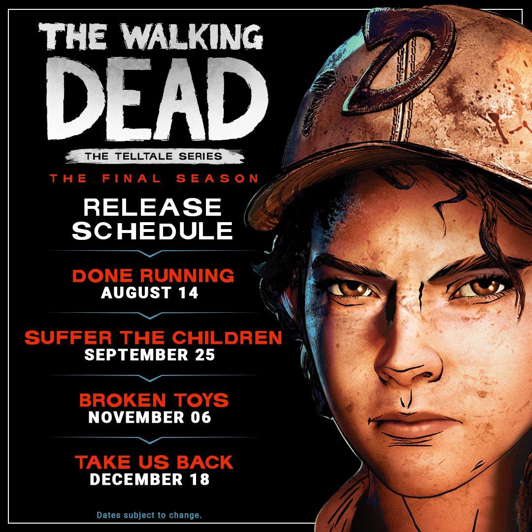 The Walking Dead: The Final Season působí jako návrat na správnou cestu Walking Dead