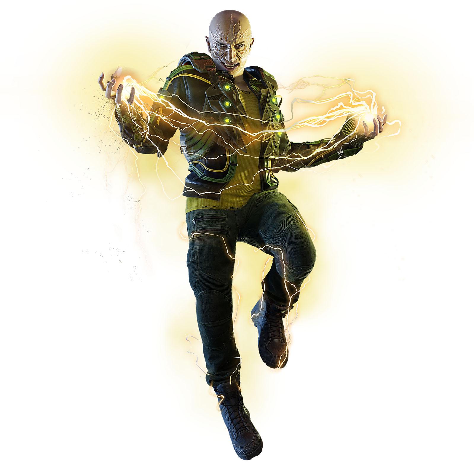 Seznamte se: Zloduši z Marvel's Spider-Man marvels spider man villains electro