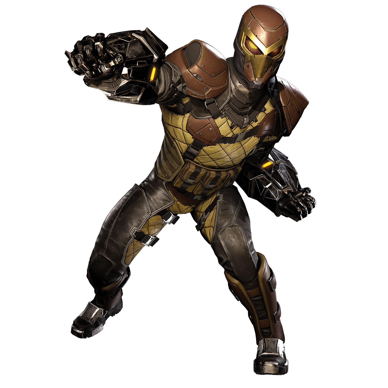 Seznamte se: Zloduši z Marvel's Spider-Man marvels spider man villains shocker