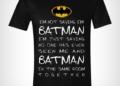 Vytuň si herní doupě #23 - Letní výprodej tricko batman mystery