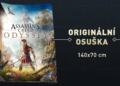 Vytuň si herní doupě #26 - Assassins Creed: Odyssey AC ODYSSEY PRODUKTOVKA OSUSKA