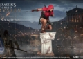 Vytuň si herní doupě #26 - Assassins Creed: Odyssey Assassins Creed Odyssey Kassandra figurine