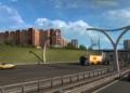 Oregon v American Truck Simulatoru v říjnu a ukázka Saint Petersburgu Petrohrad Euro Truck Simulator 2 03
