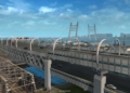 Oregon v American Truck Simulatoru v říjnu a ukázka Saint Petersburgu Petrohrad Euro Truck Simulator 2 04