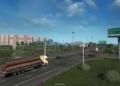 Oregon v American Truck Simulatoru v říjnu a ukázka Saint Petersburgu Petrohrad Euro Truck Simulator 2 06