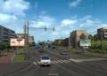 Oregon v American Truck Simulatoru v říjnu a ukázka Saint Petersburgu Petrohrad Euro Truck Simulator 2 07