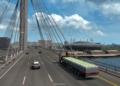 Oregon v American Truck Simulatoru v říjnu a ukázka Saint Petersburgu Petrohrad Euro Truck Simulator 2 08