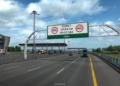 Oregon v American Truck Simulatoru v říjnu a ukázka Saint Petersburgu Petrohrad Euro Truck Simulator 2 09