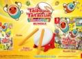 Taiko no Tatsujin vychází na západě 2. listopadu! Taiko Drum n Fun Switch 09 14 18