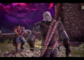 V kůži Geralta z Rivie v SoulCaliburu 6 20181020204842 1