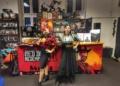 Podívejte se na fotky z půlnočky Red Dead Redemption 2 Brno prodavacky