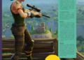 Fortnite Battle Royale má vlastní český časopis Fortnite casopis 07