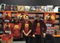 Podívejte se na fotky z půlnočky Red Dead Redemption 2 Praha prodavaci