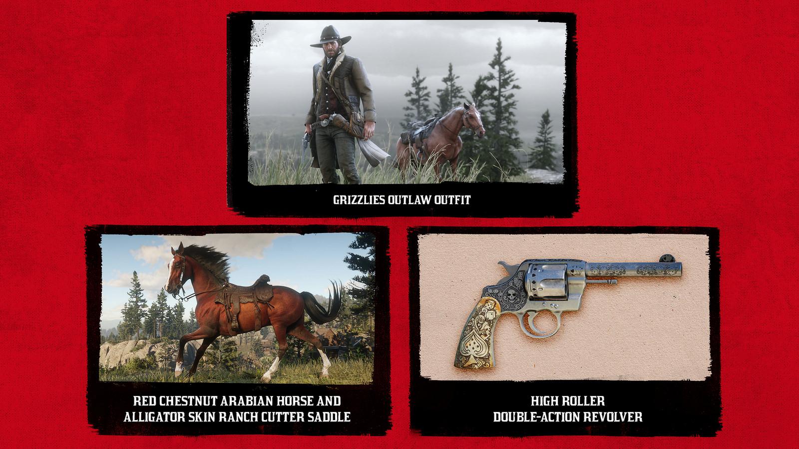 Časově exkluzivní obsah pro PS4 verzi Red Dead Redemption 2 zahrnuje koně Red Dead Redemption 2 exkluzivni obsah PS4