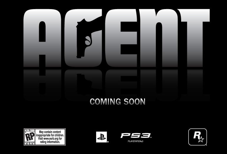 Špionážní stealth akce Agent od Rockstaru nebude. Take-Two se vzdali ochranné známky Agent homepage