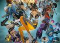 Komiks: Overwatch: Antologie – Svazek 1 Overwatch cover