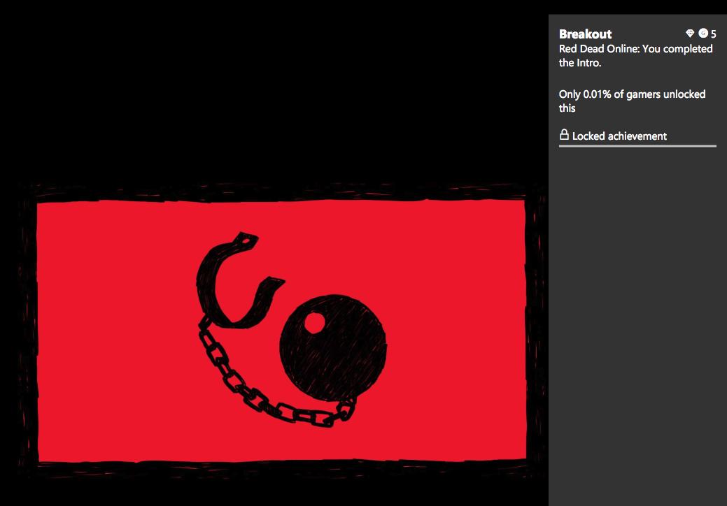 Někdo už hraje Red Dead Online Red Dead Online play achievementy