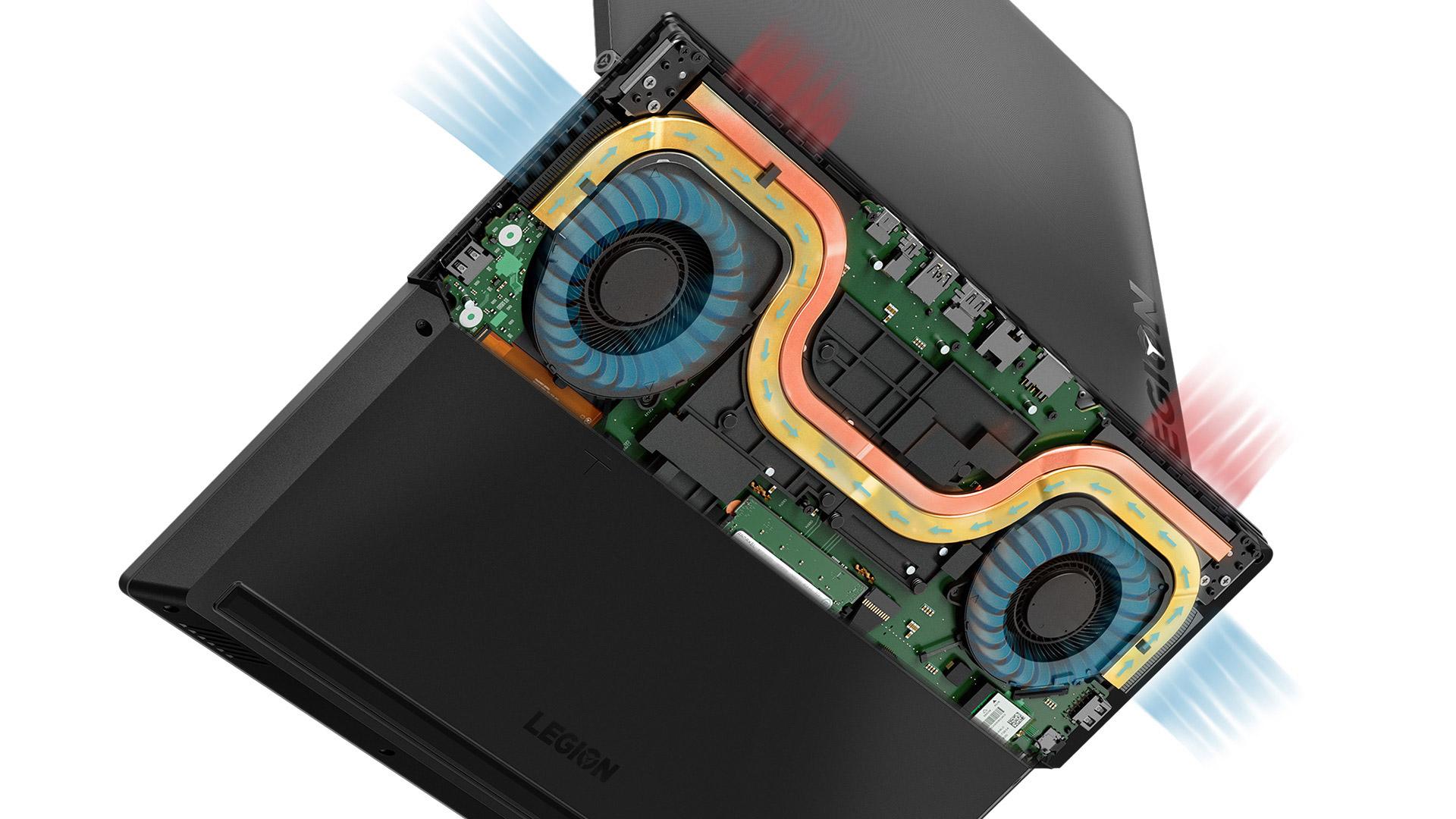 Nové herní notebooky Lenovo Legion Y530 - dospělejší a výkonnější ilustrace 2 lenovo legion y530