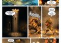 Komiks: Overwatch: Antologie – Svazek 1 overwatch page31 hi