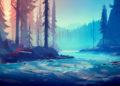 Among Trees je lesní survival s pěknou grafikou Among Trees 02