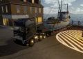 Truck Driver zalepí díru po kamionech na konzolích Truck Driver 04